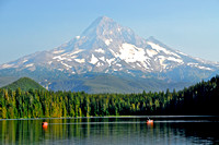 Lost Lake & Mt Hood, Pacific Northwest