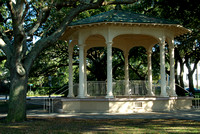 White Point Gardens Gazebo, Charleston