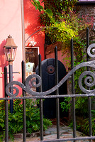 Charleston, Wrought Iron Gate