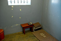Mandela's Cell, Robben Island, Cape Town