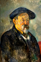 The National Gallery, Cézanne Self Portrait