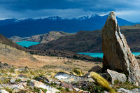 Condor Viewpoint, Torres del Paine, Chile