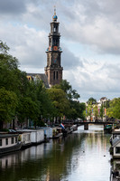 Prinsengracht Canal, Amsterdam